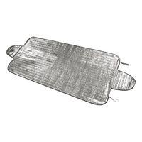 Auto zonnescherm/anti vorst deken 85 x 180 cm - Zonneschermen anti