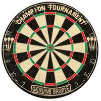 Abbey Darts Dartbord Sisal Classic 52AS-ZRG-Uni