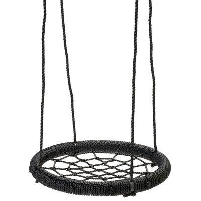 Swing King Nestschommel 60 cm zwart 2521055