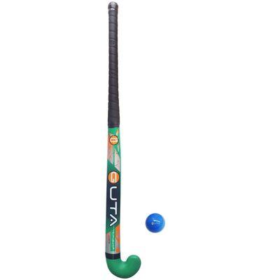 GUTA Straathockeystick 34'' met bal groen