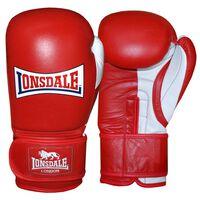 LONSDALE Spartrainingshandschoenen Pro Safe 14 oz rood