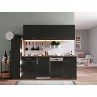Keuken New York 225cm Inclusief Apparatuur