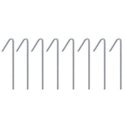 vidaXL Vouwtent pop-up met 4 zijwanden 3x4,5 m crèmewit