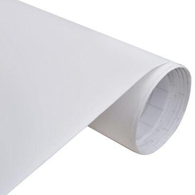 Auto wrapping folie mat wit 500 x 152 cm
