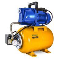 Elpumps Boosterpomp, 1300 W, 5,400 L/h, 4,7 Bar, 25 L (vb 25/1300)