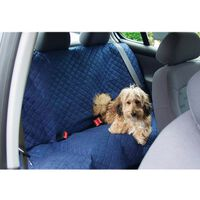 Beeztees Auto huisdierendeken Deluxe 140x120 cm blauw 705208