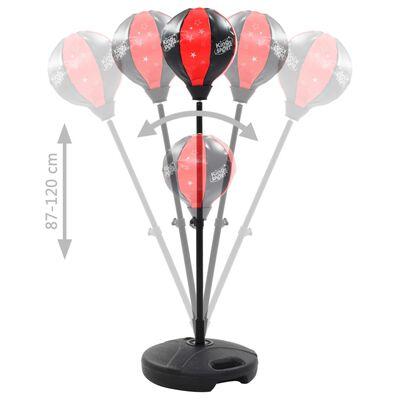 vidaXL Kinderboksbalset 87-120 cm