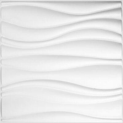 WallArt 24 st 3D-Wandpanelen GA-WA04 Waves