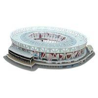 Nanostad 156-delige 3D-puzzelset London Olympic Stadium