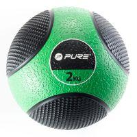 Pure2Improve Medicijnbal 2 kg groen