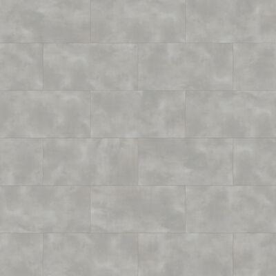 Grosfillex 5 st Wandtegels Gx Wall+ 45x90 cm cementgrijs