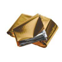 Reddingsdeken Goud / Zilver (4 stuks)