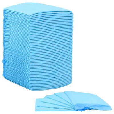 vidaXL Huisdierentrainingsdoekje 100 st 45x33 cm nonwoven stof
