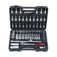 KS Tools doppendoos bit set (61 stuks 3/8-Inch)