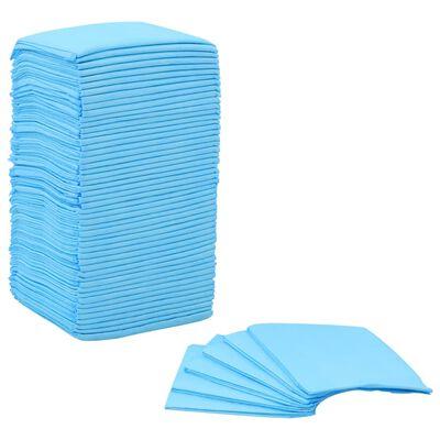 vidaXL Huisdierentrainingsdoekjes 100 st 60x60 cm nonwoven stof