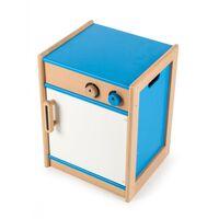Tidlo Speelgoed Afwasmachine Blauw 40 x 35 x 52 cm
