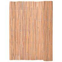 vidaXL Scherm 170x400 cm bamboe