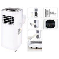 Excellent Electrics Airconditioner met afstandsbediening 1500 W wit