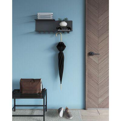 Gorillz Design® Gorillz® Plenck Wandkapstok Met Hoedenplank