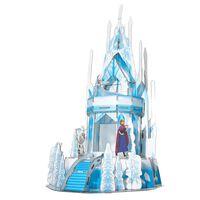 Frozen 2 Puzzel 3D Ice Palace 47-delig lichtdoorlatend blauw