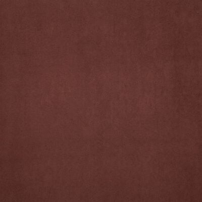 vidaXL Leunstoel stof bruin