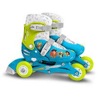 Disney verstelbare inlineskates Toy Story 4 blauw mt 27/30
