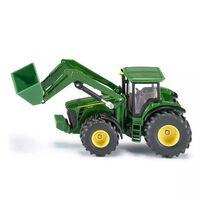 Siku John Deer tractor met voorlader 1:50 541792