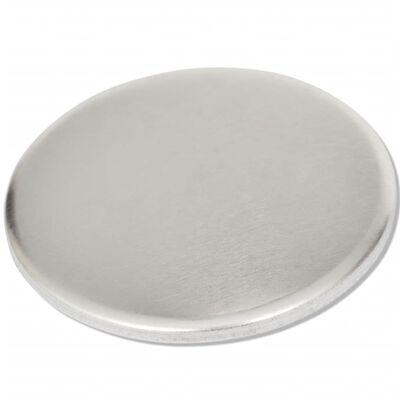 500 st Buttononderdelen 44 mm