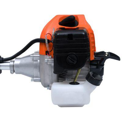 vidaXL Tuingereedschapsset met 52 cc motor 4-in-1