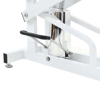 Hydraulisch verstelbare trimtafel met aanlijnoptie