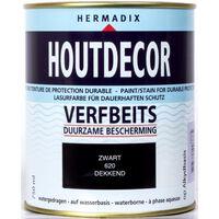 Houtdecor 620 zwart 750 ml