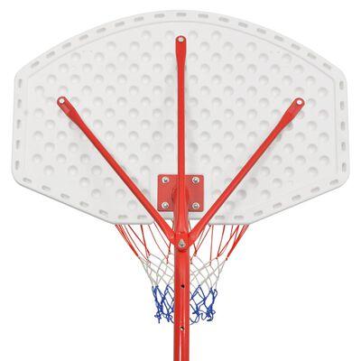 vidaXL Basketbalringset 305 cm