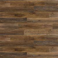 WallArt Planken hout-look schuurhout eiken omberbruin