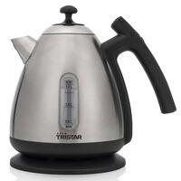 Tristar Waterkoker digitaal WK-3403 2200 W zilverkleurig en zwart