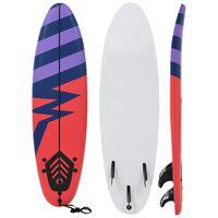 vidaXL Surfplank 170 cm streep