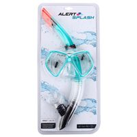 Alert Splash Duikbril Met Snorkel Assorti