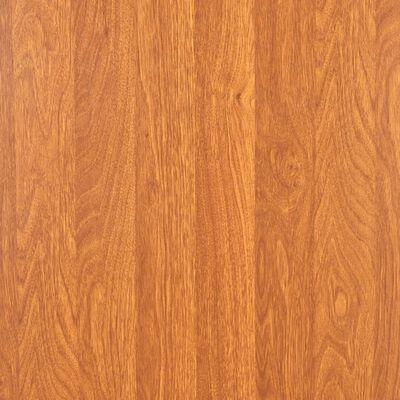 vidaXL Eettafel 120x70x75 cm MDF bruin