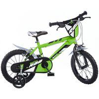 Dino Bikes Kinderfiets MTB R88 16'' groen DINO356007