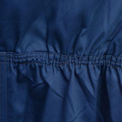 vidaXL Mannen overall maat XL blauw
