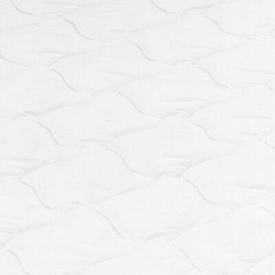 vidaXL Topmatras ei-profiel 6 cm koudschuim 100x200 cm