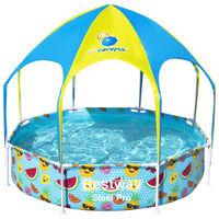 Bestway Kinderzwembad Steel Pro UV Careful bovengronds 244x51 cm