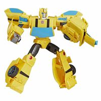 Hasbro transformer Cyberverse Bumblebee geel 30 cm