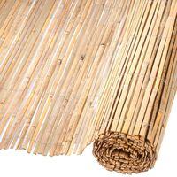 Nature Tuinscherm 2x5 m bamboe