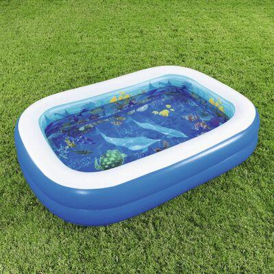 Bestway Zwembad opblaasbaar onderwateravontuur 54177,