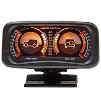 Car Plus hellingmeter 4x4 12 Volt zwart