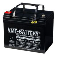 VMF AGM Deep Cycle accu 12 V 36 Ah DC36-12