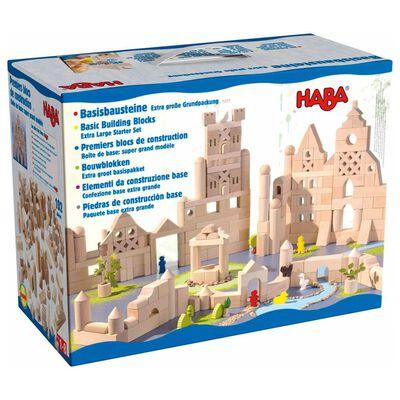 HABA Bouwblokken start set extra groot 102-delig 001077