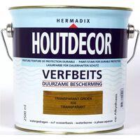 Houtdecor 656 transparant groen 2500 ml