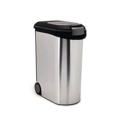 Curver voedselcontainer metallic 54ltr