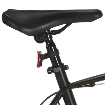 vidaXL Mountainbike 21 versnellingen 29 inch wielen 48 cm frame zwart